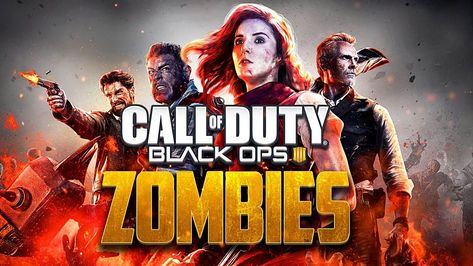 Black Ops 4 Zombies - All New Zombie Maps Gameplay! (Call of