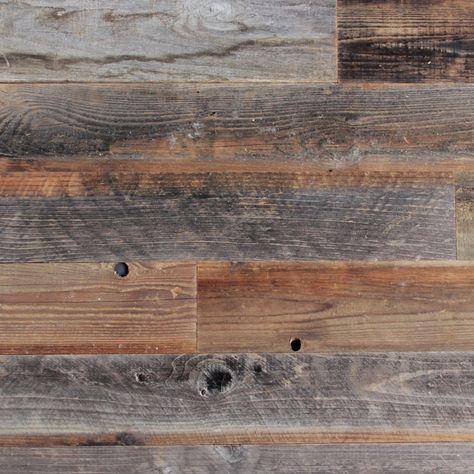 Reclaimed Barn Wood 5 Wide Planks