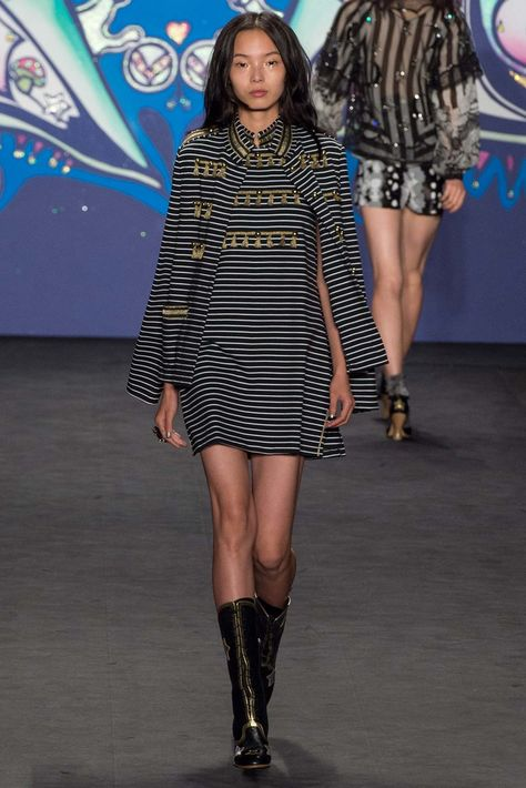 fe954444cfb Anna Sui Spring 2015 Ready-to-Wear Collection - Vogue
