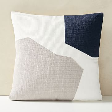 Corded Minimalist Geo Pillow Cover In 2021 Pillow Covers Pillows Pillow Texture