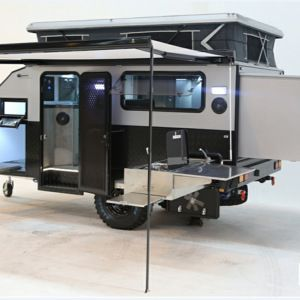Source 2018 New Model Off Road Camper Trailer with Tent 0086-13872885200 on m.alibaba.com