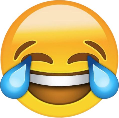 Laughing Emoji by HwiteMAn