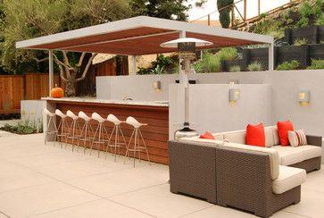 Danville - contemporary - patio - san francisco - Envision Landscape Studio