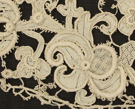 more Venice Lace Collars