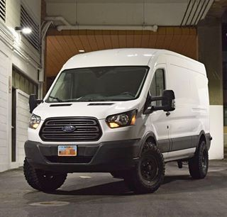 Conversion Van Ford Transit 250 Extended High Roof Youtube