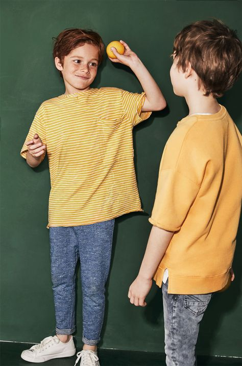 KIDS | PRINTS + PRINTS-KIDS-EDITORIALS | ZARA Taiwan