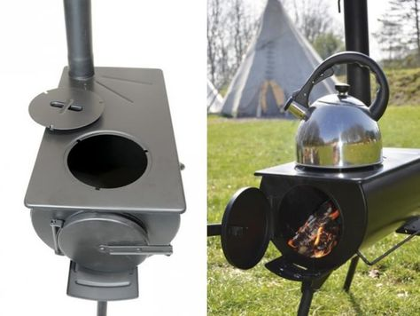 Frontier Camping Stove - Baller!