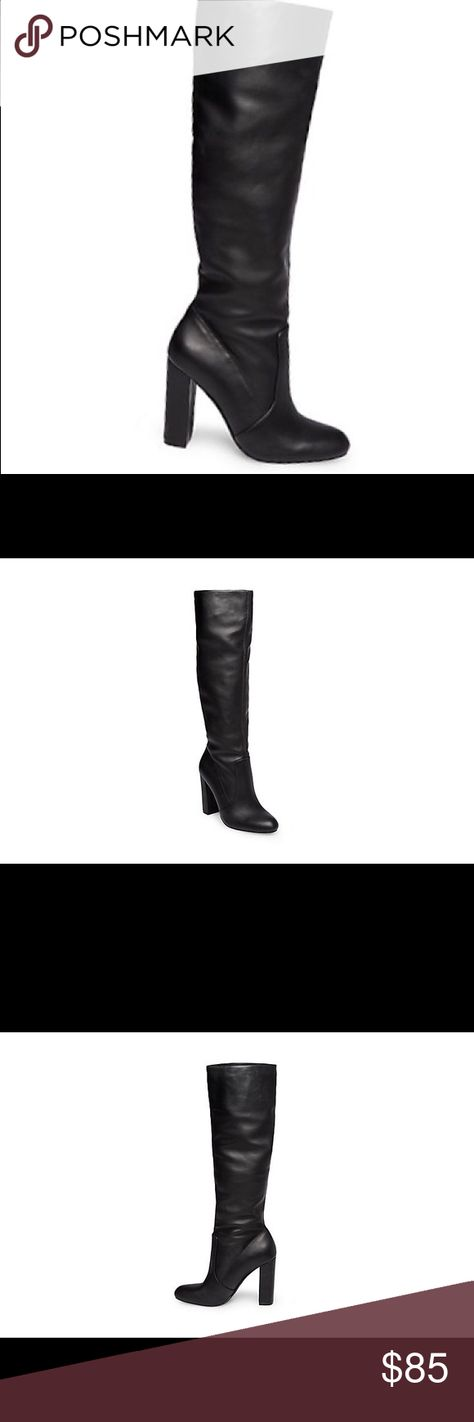 6038eccd8c8 The Steve Madden Eton Tall Boot The Steve Madden Eton Tall Boot will take  the top spot in your footwear rotation with its universally flattering  silhouette ...