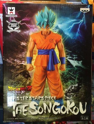 Banpresto Dragonball Super Saiyan Goku God Red Resurrection F Figure Chouzoushu