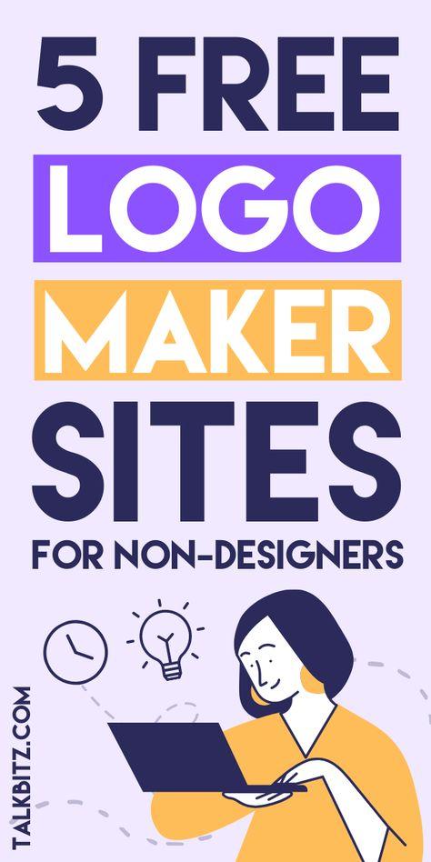 5 Free Online Logo Maker Sites for 2021