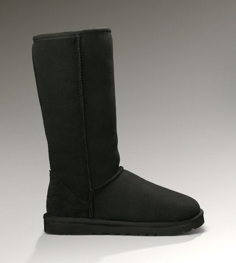 ugg tall classic 5815 black boots uggboots ugg boots in 2018 rh pinterest ie