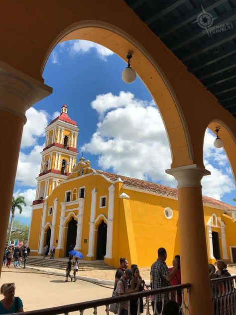 Day Trips from Cayo Santa Maria to Historic Remedios & Sagua la Grande
