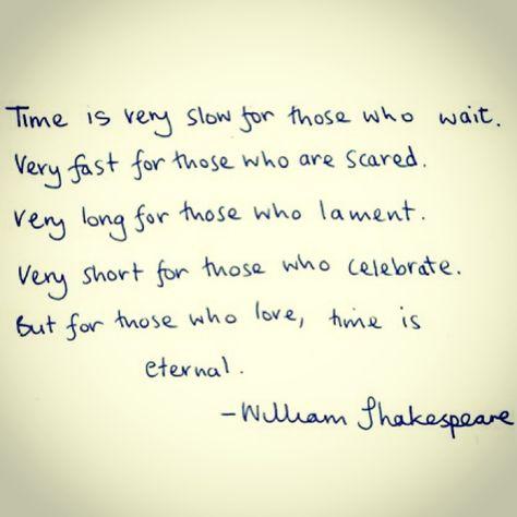 Shakespeare liebeszitate