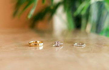 Brilliant Earth Rings Versailles Diamond Ring 1 2 Ct Tw And 6mm Mojave Matte Wedding Ring Brilliant Earth Rings Wedding Bands Wedding Rings