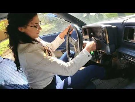 409 Pedal Pumping Britney Cranking The Chevy Sick Starter Leather Boots Youtube