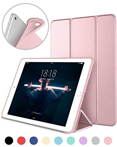 Dtto Ipad 9 7 Case 2018 Ipad 6th Generation Case 2017 Ipad 5th Generation Case Slim Fit Lightweight Smart Cover With Soft Tpu Back Case Ipad Cover Ipad Ipad 6