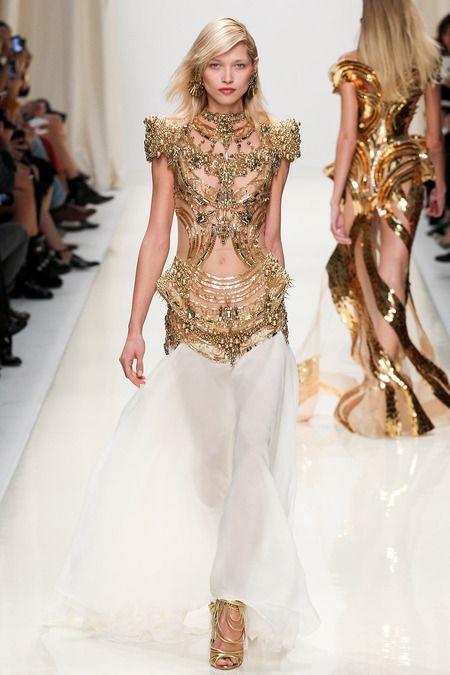 What Daenerys would wear, Valentin Yudashkin