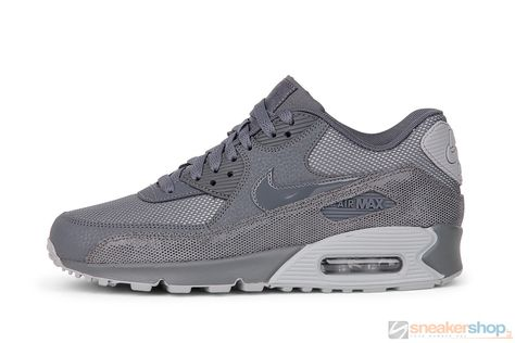 Nike Wmns Air Max 90 Essential | Bleu | Baskets | 616730 403