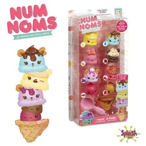 Num noms Shimmer enfants Noël cadeau jouet jeu