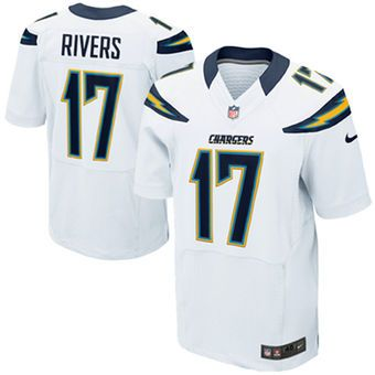 Philip Rivers Los Angeles Chargers Nike Elite Jersey White Nfl Jerseys For Sale Nfl Jerseys Nike Elite