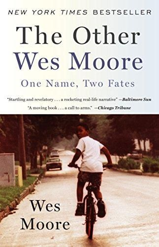 Pdf Download The Other Wes Moore Read Online Register A Free 1 Month Trial Account Wes Moore Summer Reading Lists Moving Books