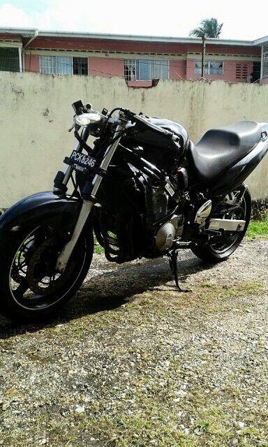 2006 suzuki katana 600 streetfighter | motorcycles | pinterest
