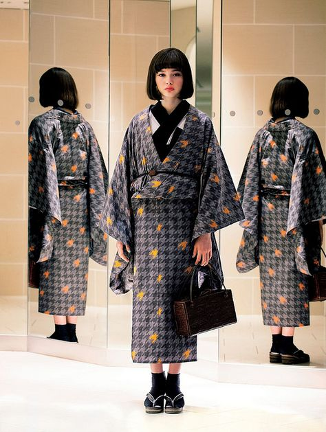 玉城ティナ ISETAN YUKATA SELECTION 2013