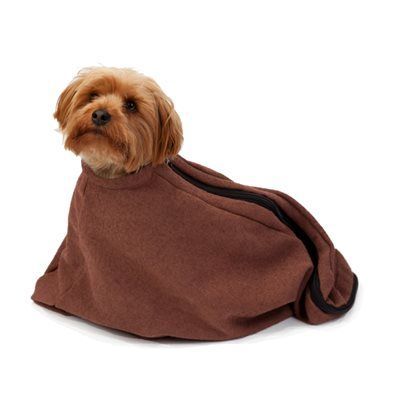 Extra Small Microfibre Doggy Bag