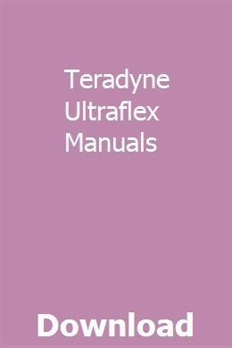 Teradyne Ultraflex Manuals Pdf Download Digital Educational Resources Manual Mazda 6