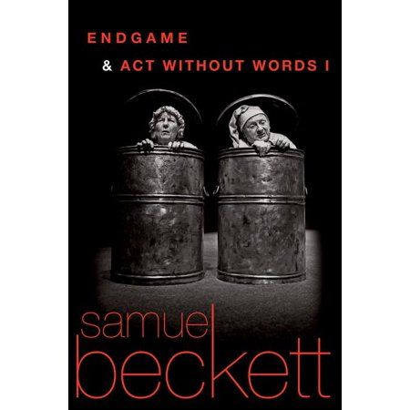 Endgame And Act Without Words Paperback Walmart Com In 2021 Samuel Beckett Words Books