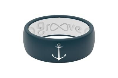 Silicone Ring Groove Custom Anchor Custom Silicone Rings