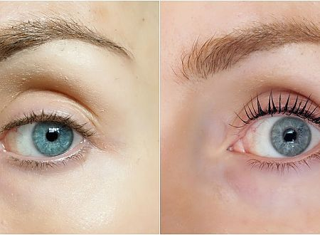 4624ec4f131 Devoted to Pink: My LVL Lash Lift Review