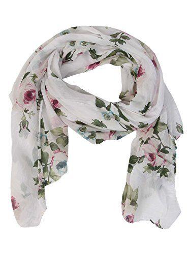 Schulter-Tuch oder Umschlagstuch Schal Damen Sommer Halstuch