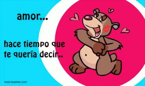 Tarjetas De Amor GIF - TarjetasDeAmor FrasesDeAmor - Discover & Share GIFs