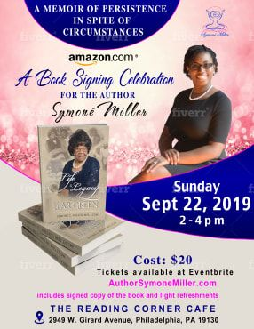 Ayaandesignz I Will Design Book Signing Book Launching Any Event Flyer Poster For 10 On Fiverr Com Book Launch Book Signing Event Book Launch Party