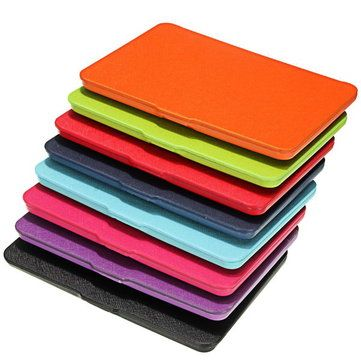 Leather Smart Case Cover For Kindle Paperwhite 1 2 Smart Case Kindle Paperwhite Kindle Paperwhite Cover