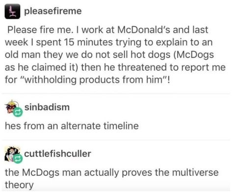 Tumblr Gems From The Humorous Minds Of The World
