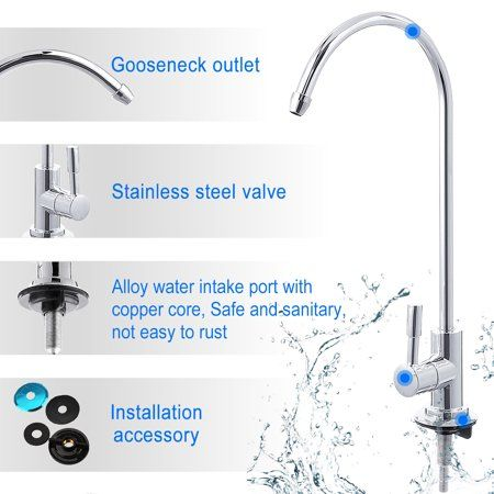 Home Improvement Sink Water Tap Faucet