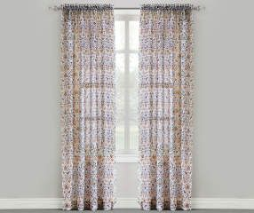 Just Home Bella Spice Crushed Single Curtain Panel 84 Big Lots Panel Curtains Curtains Curtains Window Treatments