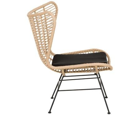 Kunststoff Lounge Sessel Outdoor
