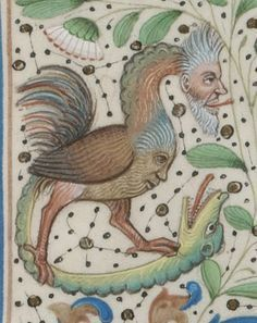 Why Are There Violent Rabbits In The Margins Of Medieval Manuscripts?