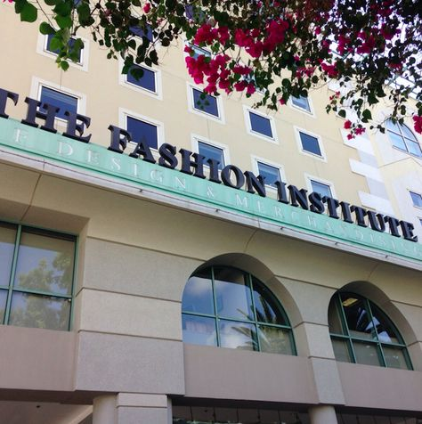 The Fashion Institute Of Design And Merchandising Fidm Downtown Los Angeles Institute Of Design Fidm Los Angeles Fashion Design School