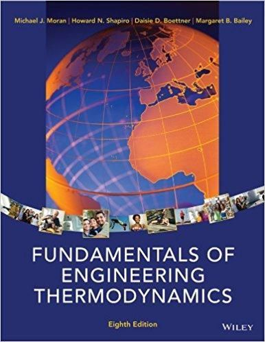 Fundamentals Of Engineering Thermodynamics 8th Edition Pdf Version Thermodynamics Engineering Moran