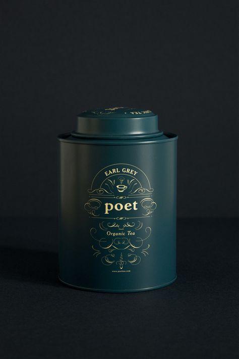 Studio Patten - Poet tea - World Brand Design Society
