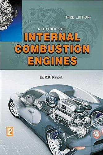 Internal Combustion Engines By R K Rajput Combustion Engine