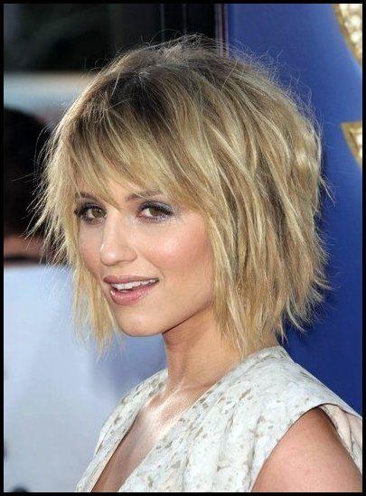 Choppy Short Frisur Fur Feines Haar Bob Frisuren Haarschnitt Kurzhaarfrisuren Haarschnitt Kurz