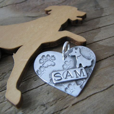 Precious Metal clay?perfect name on it..... I want to do this!!!.