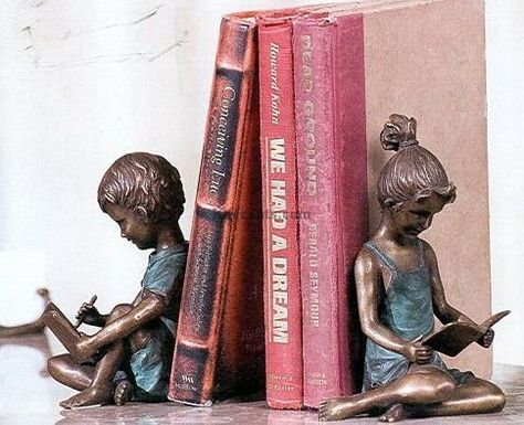 Children Bookends...Love these!