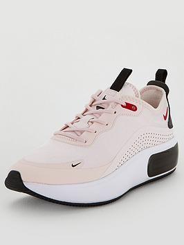 Nike Air Max Dia PinkRed , PinkRed, Size 6, Women Pink
