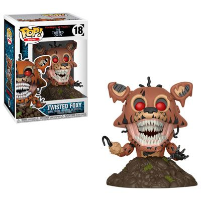 Funko POP Theodore Cinq Nights at Freddy/'s The Twisted Ones #20